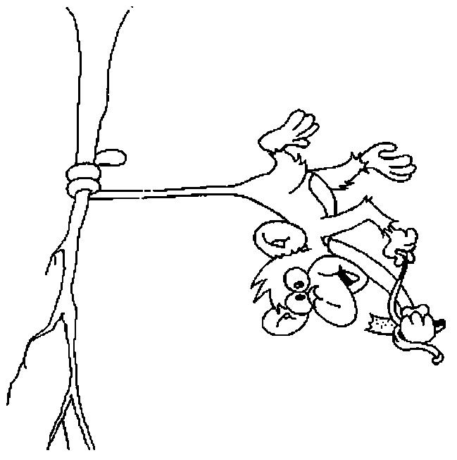 Monkeys-coloring-page-19