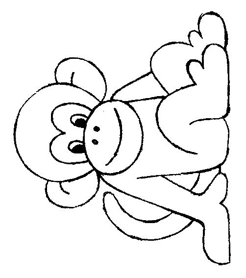 Monkeys-coloring-page-25