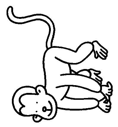 Monkeys-coloring-page-27