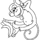 Monkeys-coloring-page-3