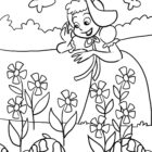 Nursery Rhymes Coloring Pages