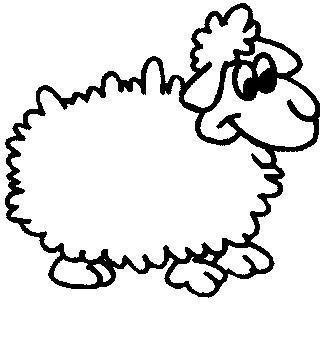 Sheep-coloring-page-2