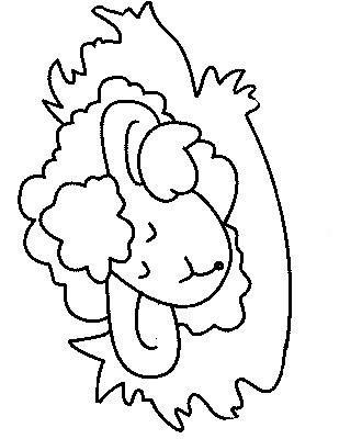 Sheep-coloring-page-4