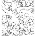 Squirrels-coloring-page-4