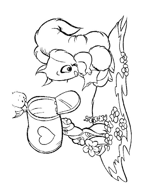 Squirrels-coloring-page-8