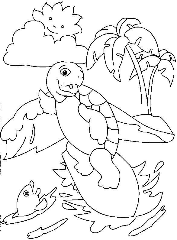 Turtles-coloring-book-16