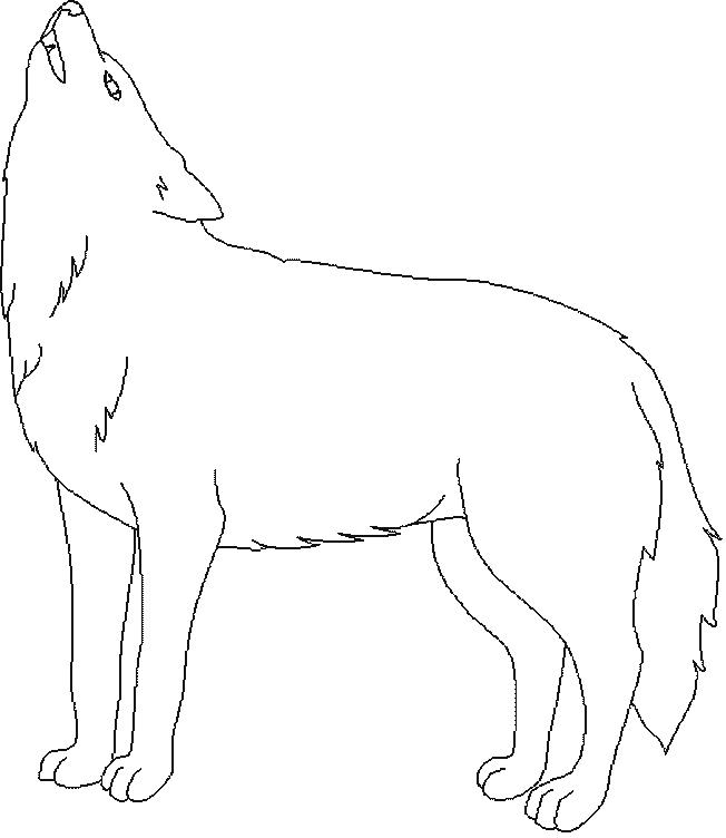 Wolves-coloring-page-9