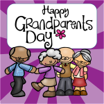 A Teacher's Idea: Free Grandparents Day Coloring Activity