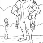Alien Coloring Pages (5)