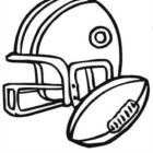 American Football Coloring Pages (1)