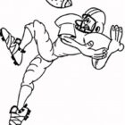 American Football Coloring Pages (2)