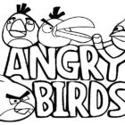 Angry Birds Coloring Pages (1)