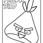 Angry Birds Coloring Pages (14)