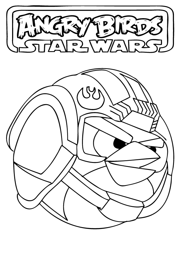 Angry Birds Coloring Pages (4)