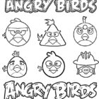 Angry Birds Coloring Pages (8)