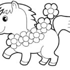 Animal Coloring Pages (20)