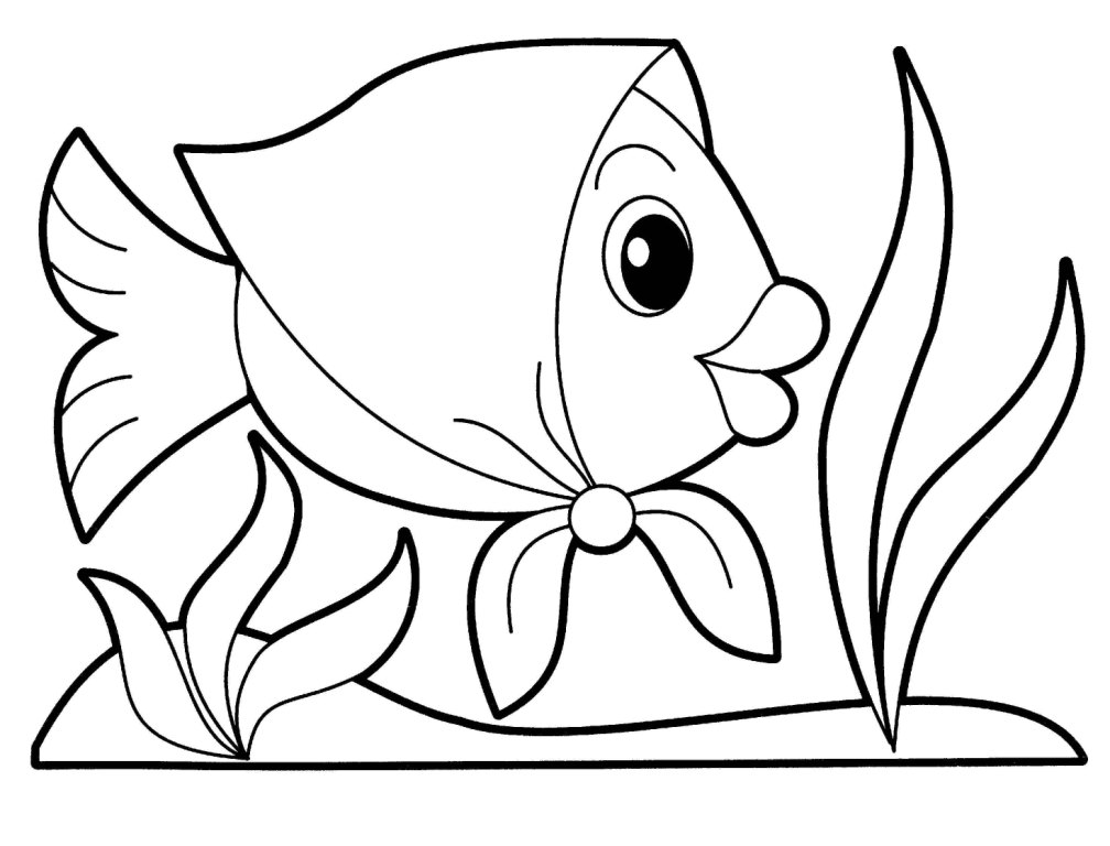 Animal Coloring Pages (4) - Coloring Kids