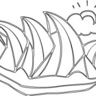 Australia Day Coloring Pages (15)