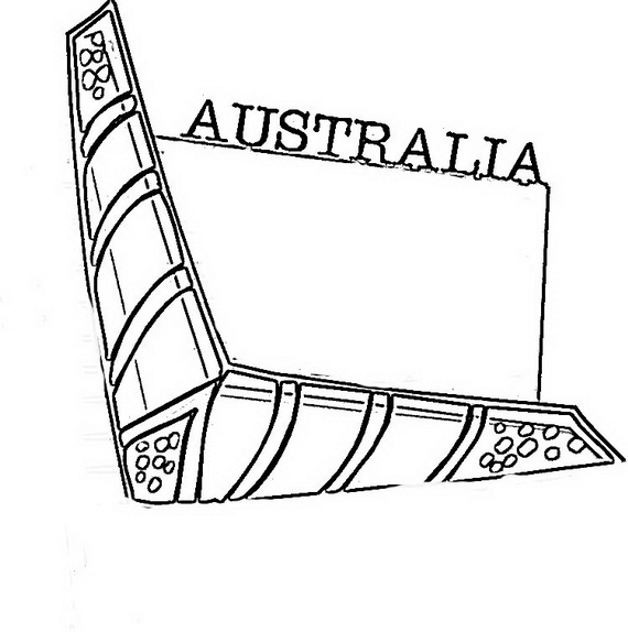 Australia Day Coloring Pages (23)