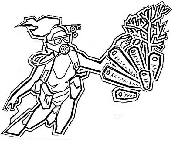 Australia Day Coloring Pages (26)
