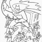 Batman Coloring Pages (8)