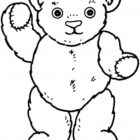 Bear Coloring Pages (25)