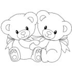 Bear Coloring Pages (5)