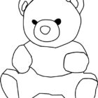 Bear Coloring Pages (8)