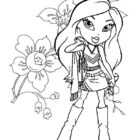 Bratz Coloring Pages (1)