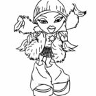 Bratz Coloring Pages (12)