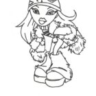 Bratz Coloring Pages (13)