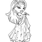 Bratz Coloring Pages (17)