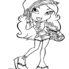 Bratz Coloring Pages (19)