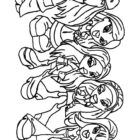 Bratz Coloring Pages (22)