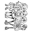 Bratz Coloring Pages (3)