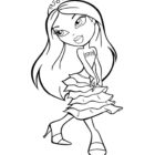 Bratz Coloring Pages (5)