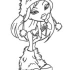 Bratz Coloring Pages (8)