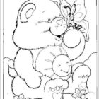 Care Bears Coloring Pages (1)