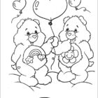 Care Bears Coloring Pages (12)