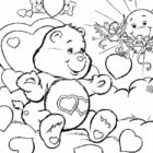Care Bears Coloring Pages (14)