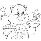 Care Bears Coloring Pages (15)