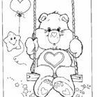 Care Bears Coloring Pages (3)