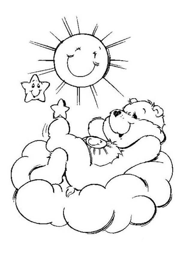 Care Bears Coloring Pages (7)