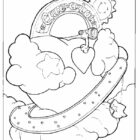 Care Bears Coloring Pages (9)
