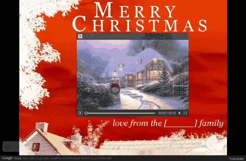 Christmas Cards Templates (1)