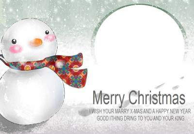 Christmas Cards Templates (17)