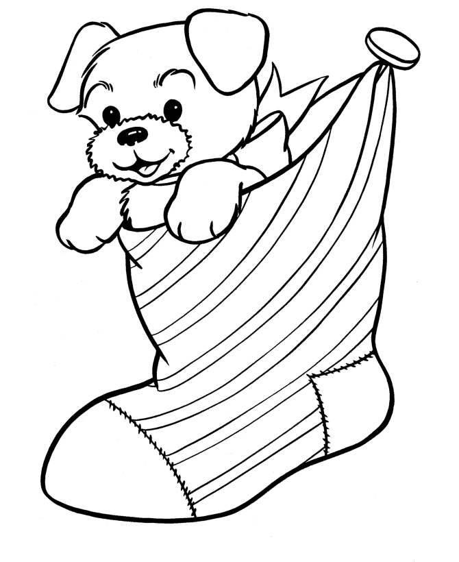 Christmas Coloring Cards Design Ideas (4)
