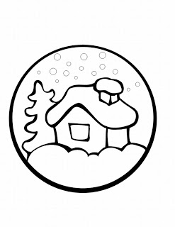 Christmas Coloring Cards Design Ideas (7)