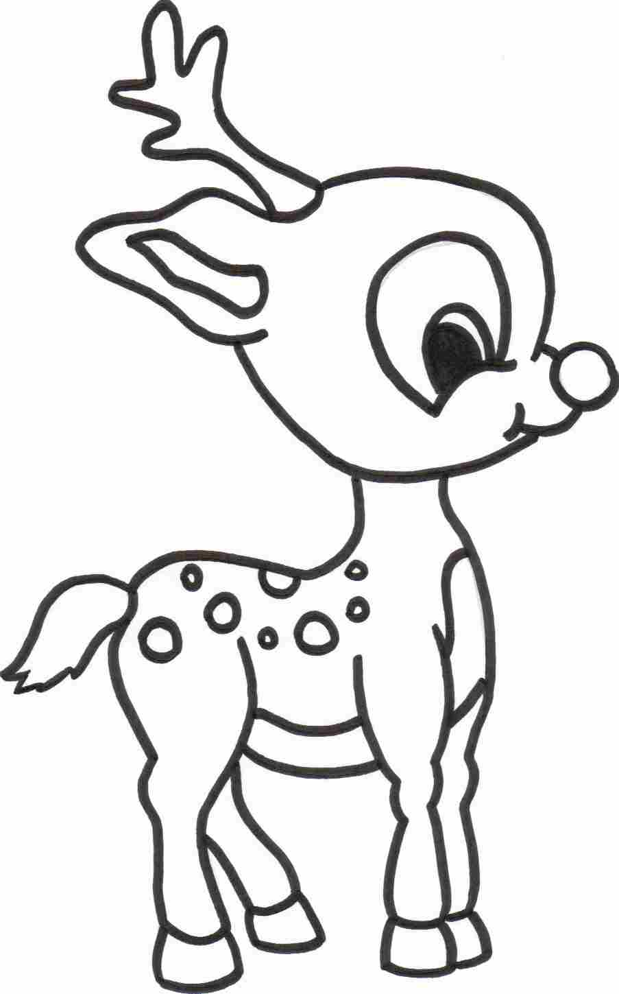 Christmas Coloring Pages (14)