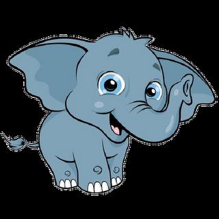 coloring elephants